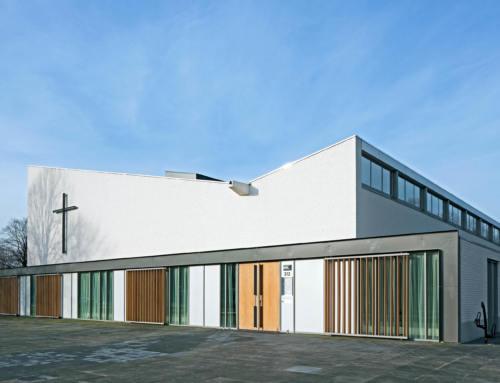 Renovatie Bernadettekerk