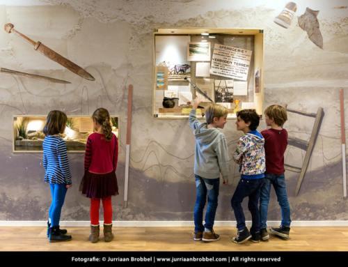 OG Heldringschool onderdeel van tentoonstelling en digitale kaart 'Archeologie in nieuwbouw'