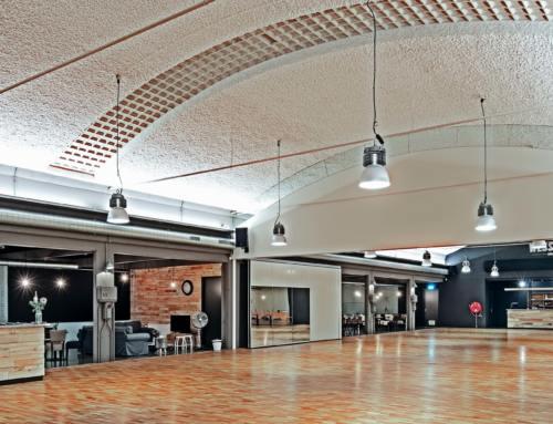 Dansschool Wesseling geselecteerd als 'Project van de Dag' door De Architect