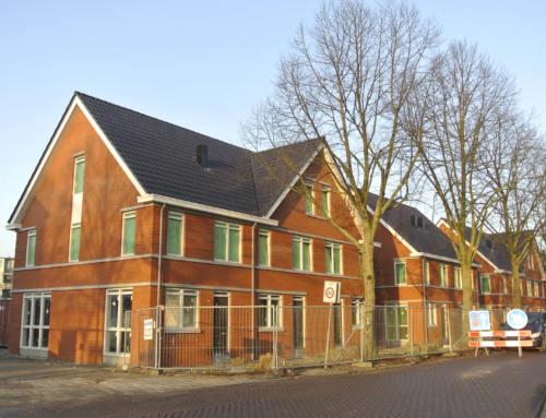 Voortgang 14 woningen IJsvogelhof 2