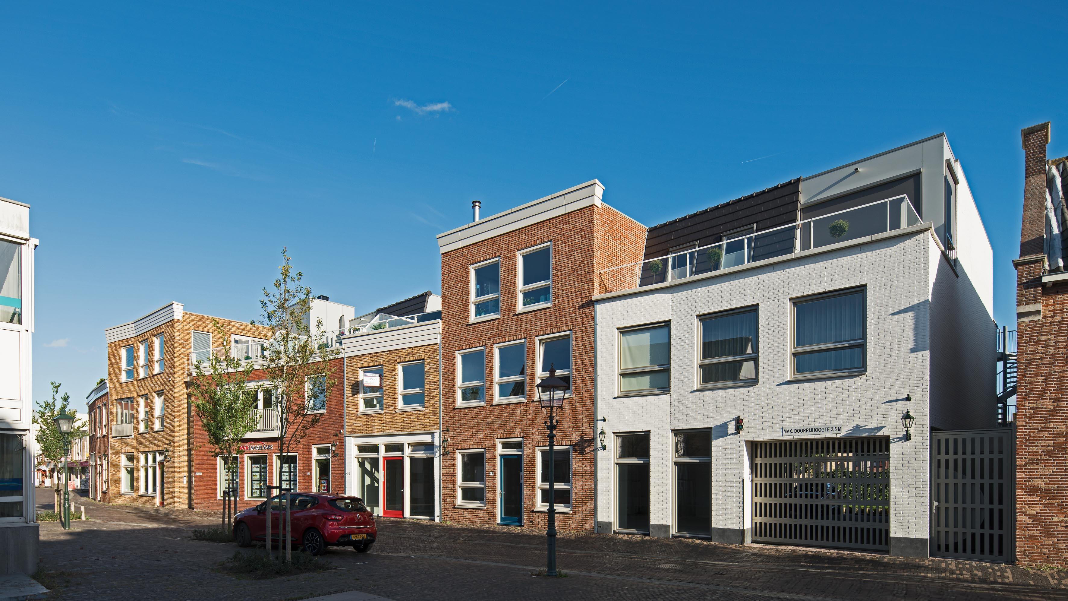 Woningbouw 'Centre Ville'