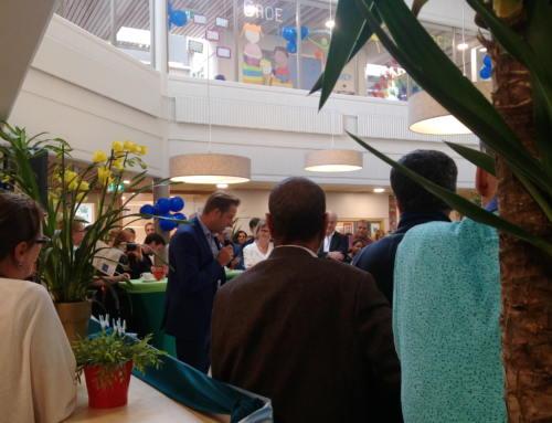 Officiële Opening Integraal Kindcentrum (IKC) de Nieuwe Haven