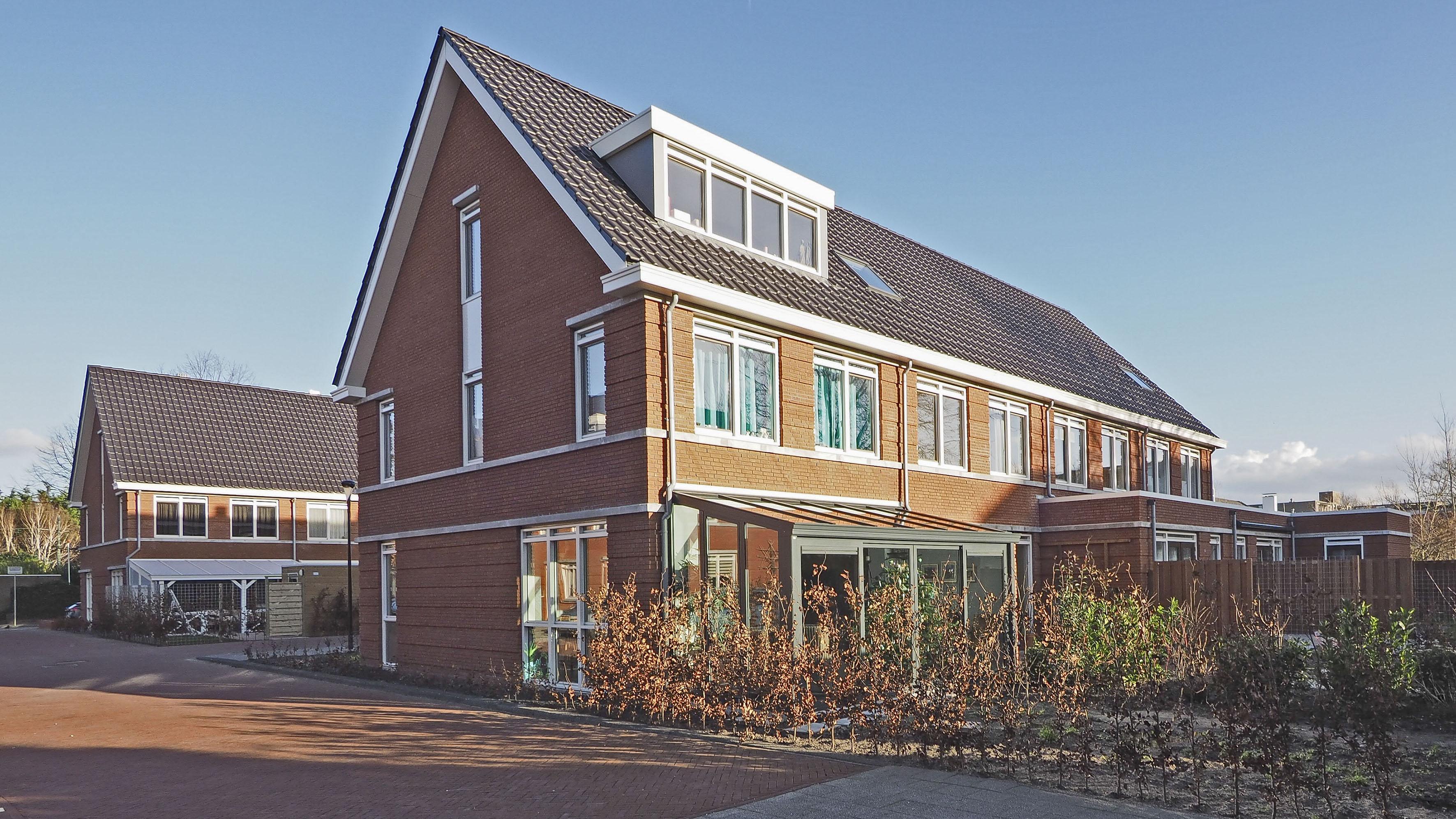 Woningbouw IJsvogelhof Rijswijk