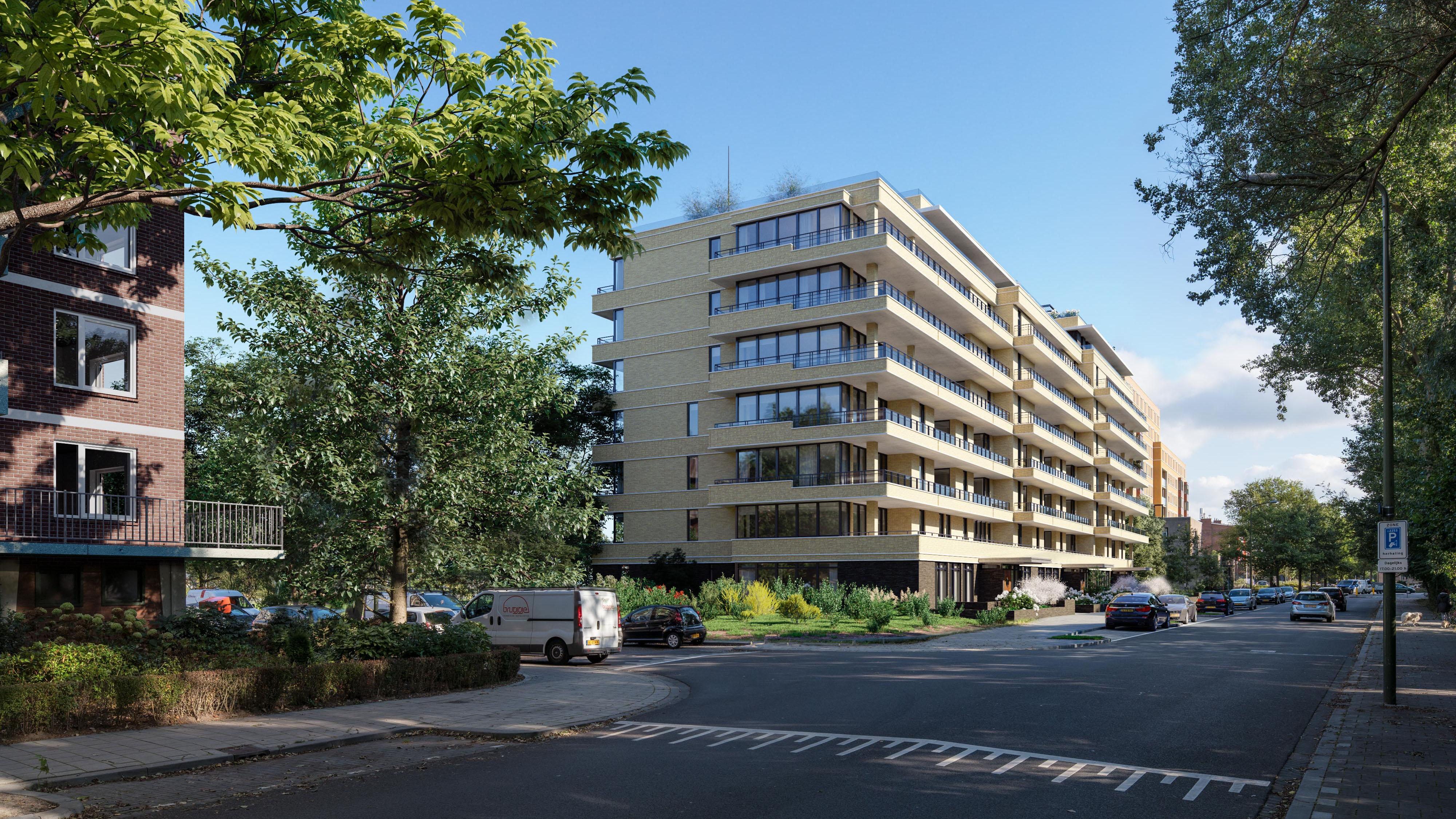 Appartementencomplex Den Haag