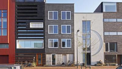 R4a 115 zelfbouw woonhuis IJburg