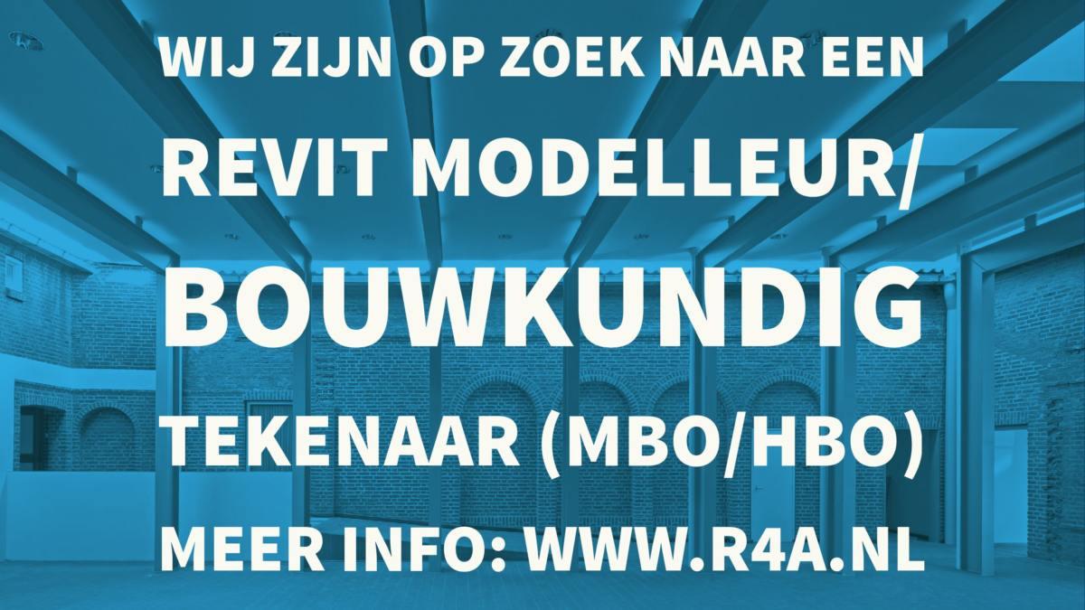R4a-Vacature-BIM-Modelleur-Tekenaar