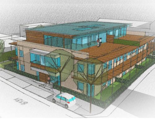 R4a transformeert kantoorpand Gouda naar woningbouw